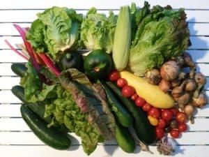 Nicht alles Gemüse gehört in den Kühlschrank
