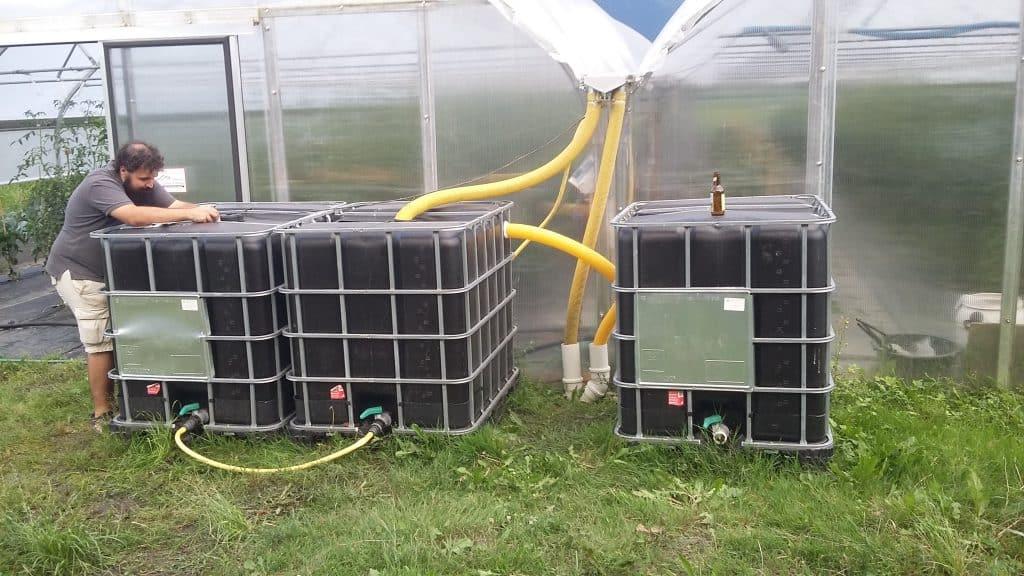 Wasser und Strom sparen