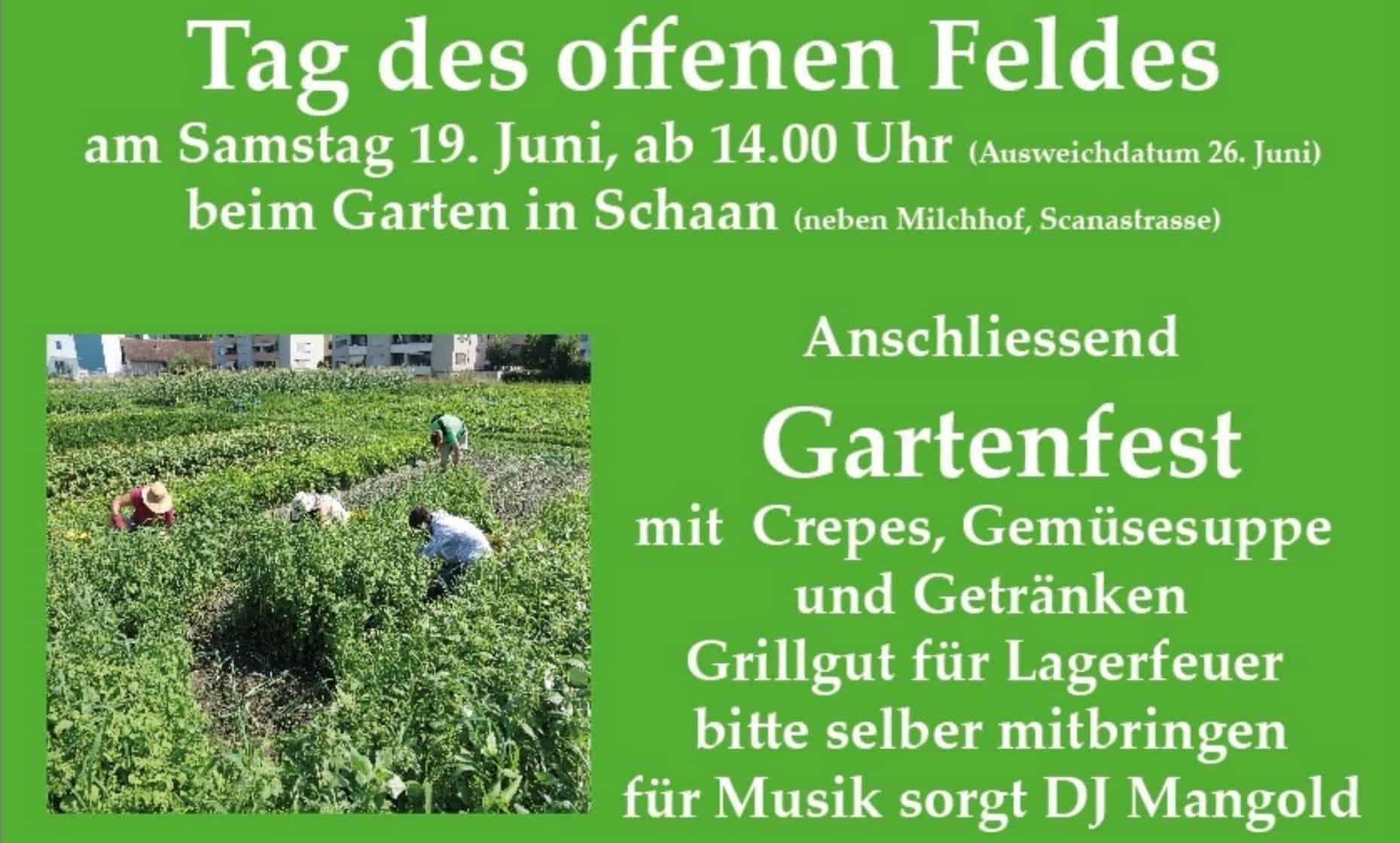 Gartenkooperative