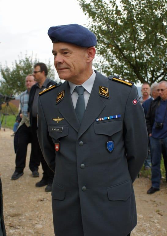 Schweizer Armee bei Gartenkooperative: Einsatzbesprechung heute 18 Uhr